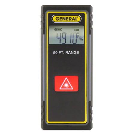 General LDM1 50' Compact Laser Measurer