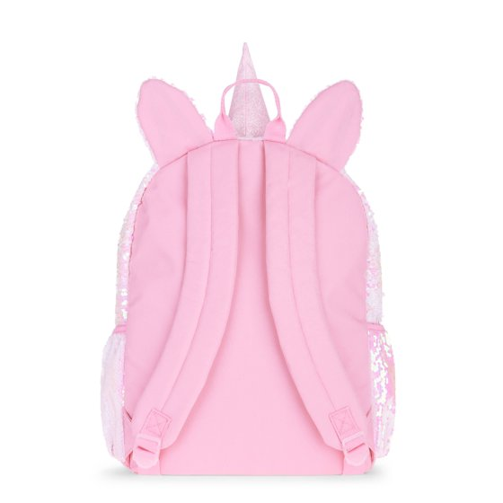 Wonder Nation - Unicorn 2 Way Sequins Critter Backpack - Walmart.com 8b4480e163404