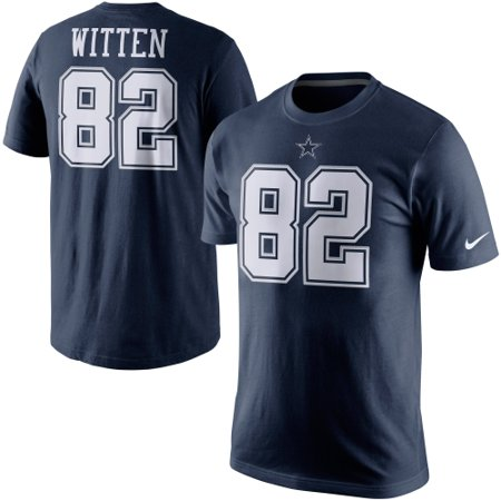 Dallas Cowboys Jason Witten Navy Player Pride Nike T-Shirt