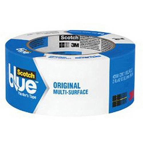 ScotchBlue Painter's Tape Original Multi-Use, 1.88in x 60yd(48mm x 54,8m