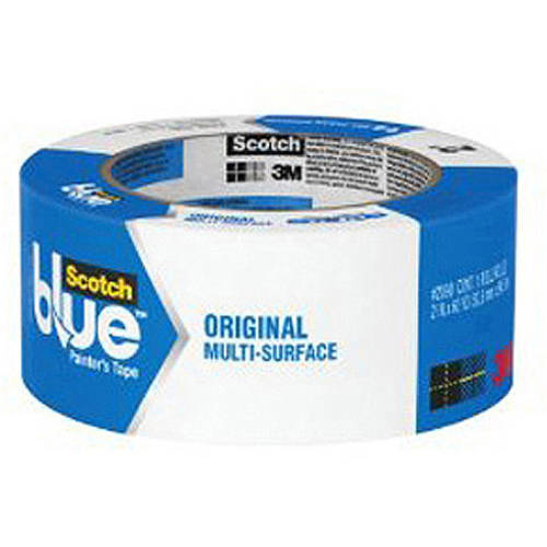 ScotchBlue Painter's Tape Original Multi-Use, 1.88in x 60yd(48mm x 54,8m