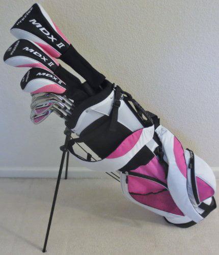 Tall Ladies Complete Golf Set Custom Fit for Ladies 5ft-7...