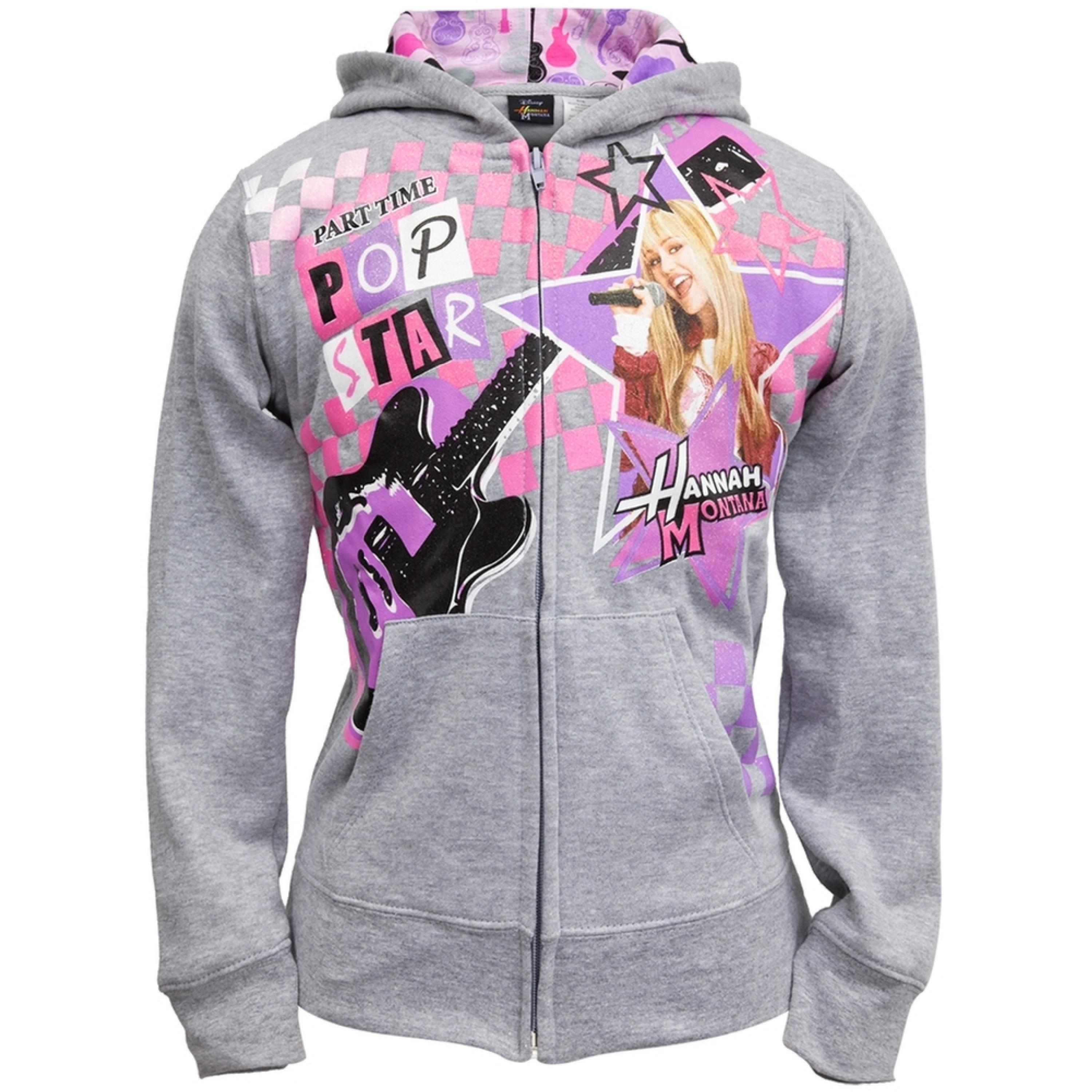 Hannah Montana - Part Time Pop Star Youth Hoodie
