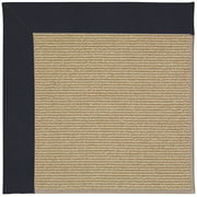 Capel Rugs - Zoe-Sisal Rectangle Machine Tufted Rugs