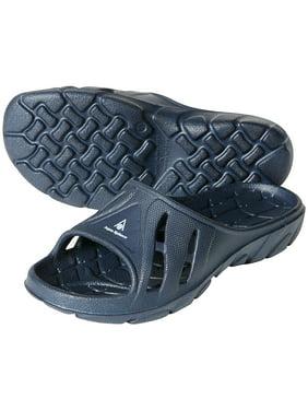 Asone Junior Kids Water Slide Sandals Blue Size 2