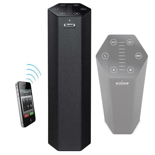 Creative Labs SBX 10 Sound BlasterAxx Sound Bar with Bluetooth