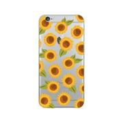 OTM Prints Clear Phone Case, Sunflowers Yellow - iPhone 6 Plus/7 Plus