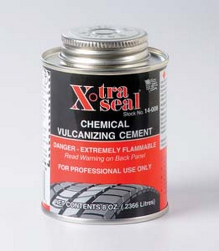 Image of Xtra Seal 14-008 Flammable Tire Repair Cement, 8 Oz.