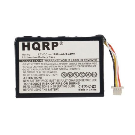 HQRP Battery for Flip MinoHD 3rd Generation Video Camera M31120B M3160S PUDFVM31120B Cisco Mino HD 02404-0019-00 02404-0022-00 LP553450 1UF553450-1-T0423 + HQRP Coaster 3rd Generation Replacement Battery