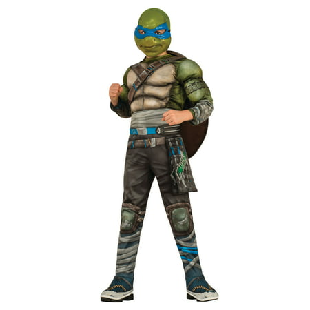 Teenage Mutant Ninja Turtles Boys Super Deluxe Leonardo