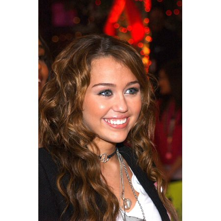 Miley Cyrus In Attendance For Mtv New YearS Eve Special Arnold O Beckman High School Irvine Ca December 31 2008 Photo By Tony GonzalezEverett Collection Celebrity
