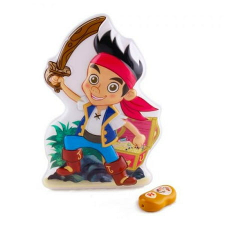 Uncle Milton Wall Friends Jake and the Never Land Pirates Talking Room - Pirate Lights