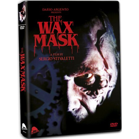 Smiley Horror Movie Mask (Wax Mask (DVD))