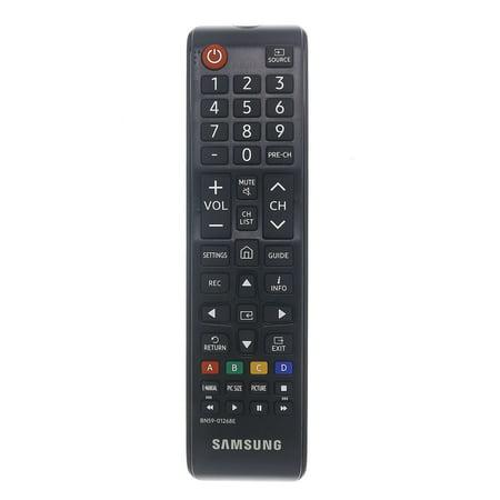 Original TV Remote Control for Samsung QE55Q8 Television - image 1 of 2