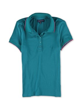 Aeropostale Juniors Solid Polo Shirt