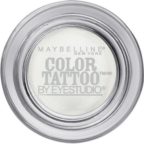 Maybelline EyeStudio Color Tattoo, 24 Hour Eyeshadow