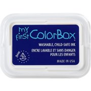 My First Colorbox Ink Pad-boat
