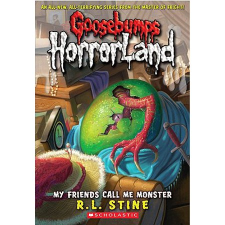 My Friends Call Me Monster (Goosebumps Horrorland #7)](My Friends On Halloween Vs Me)
