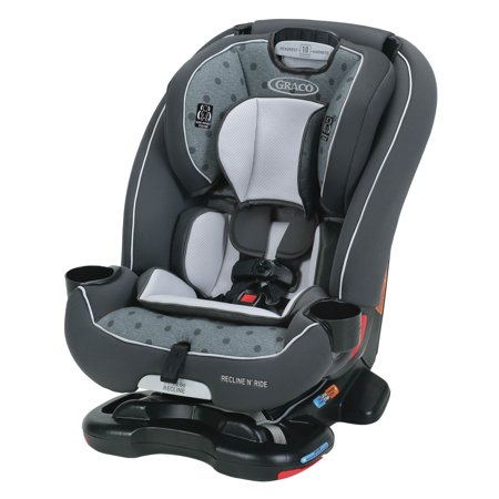 Graco Recline N' Ride 3-in-1 Car Seat featuring On the Go Recline,