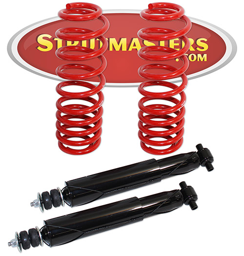 Strutmasters Rear Air Suspension Conversion Kit With