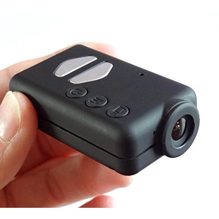 Black Box Mobius Pro Mini Action Camera - 1080P Full HD Mini Sports Action Dash Cam - DVR Video Recorder with WDR Large FOV, Motion Detection & Time Lapse Lightest Mini Sport Action RC FPV Time Lapse Lock Box