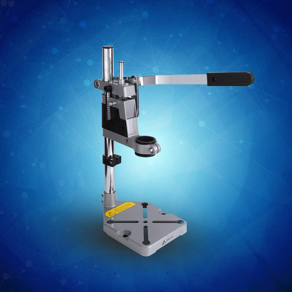 HURRISE Universal Bench Clamp Drill Press Stand Workbench Repair Tool for Drilling
