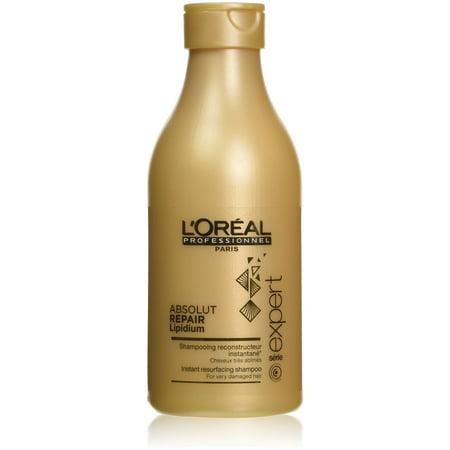 L'oreal Serie Expert Absolut Repair Lipidium Repairing Shampoo 8.45 oz ()