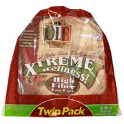 Ole Xtreme Wellness High Fiber Low Carb Tortilla Wraps, Twin Pack (16 Count)