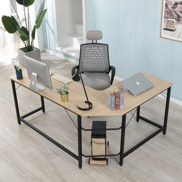 Clearance Computer Desk Modern Simple