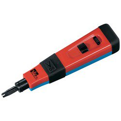 Ideal Punchmaster Punch Down Tool With 110 & 66 Blades