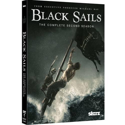 Black Sails: The Complete Second Season (Widescreen)