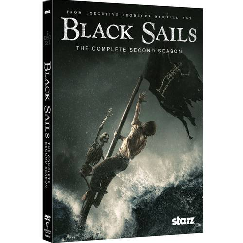 Black Sails: The Complete Second Season (Widescreen)