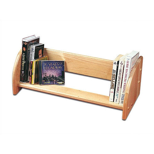 Catskill Craftsmen, Inc. Deluxe Book / CD / Video Rack