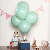 "Efavormart 25PCS 12"" Pastel Round Latex Helium Balloons Matte Color Balloons"
