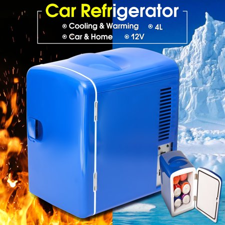 Portable Mini Fridge Cooler and Boat Refrigerator Warmer Cooling Warm Refrigerator Auto Car Boat Yacht 12V DC Camping Picnic Jourey Beer Drink Wine (Auto Cooler Warmer)