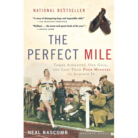 The Perfect Mile : Three Athletes, One Goal, and Less Than Four Minutes to Achieve It Mile A Minute Crochet