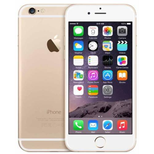 Refurbished Apple iPhone 6 16GB, Gold - Unlocked GSM