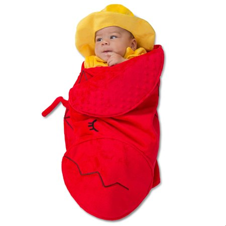 Fish Man Costume (Baby Swaddle Wings Lobster Fisherman)