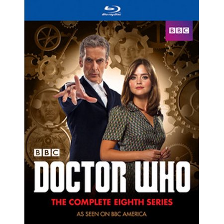DR WHO-COMPLETE 8TH SERIES (BLU-RAY/4 DISC) (Blu-ray) ()