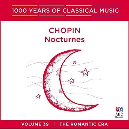 Chopin Nocturnes - 1000 Years Of Classical Music 3 (CD)