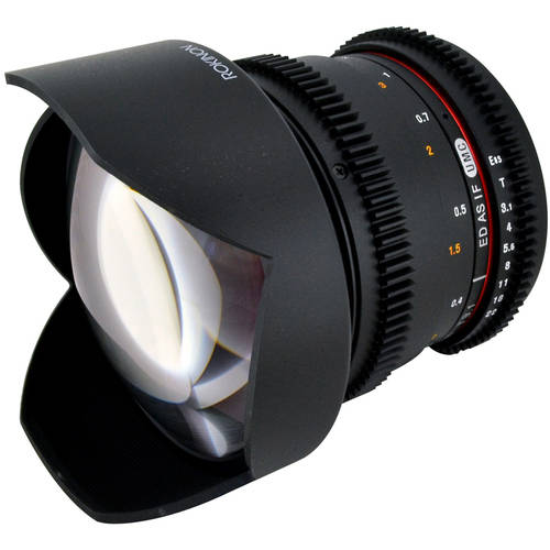 Rokinon 14mm T3.1 Cine Super Wide-Angle Lens for Sony E-Mount