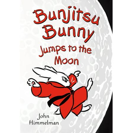 Bunjitsu Bunny Jumps to the Moon (Bunny Jumping)