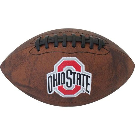- Ohio State Buckeyes Vintage Mini Football