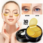 Best Eye Mask Patches - Vanelc 24k Gold Eye Mask-with Collagen Under Eye Review