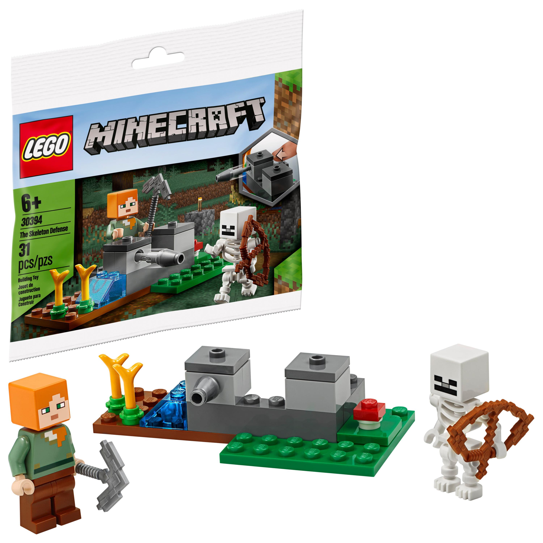 LEGO Minecraft The Skeleton Defense 30394