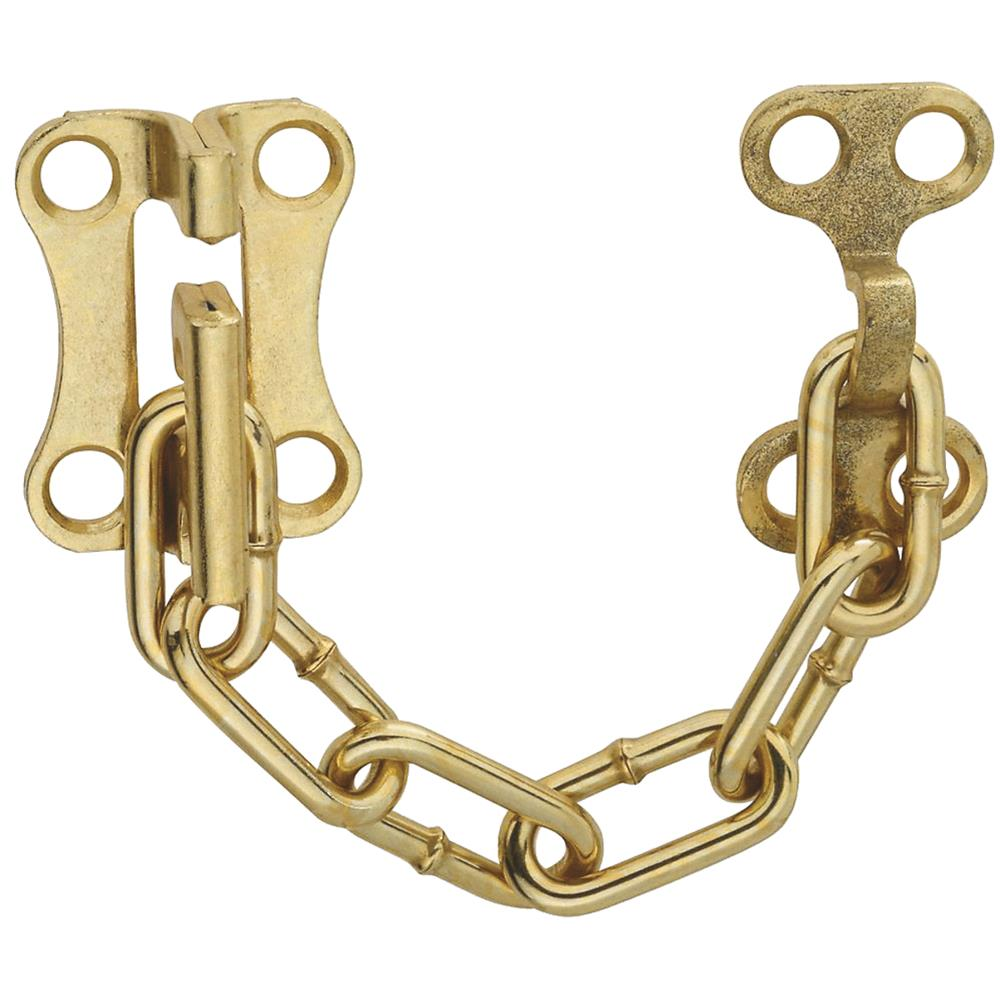 Brass Chain Door Lock