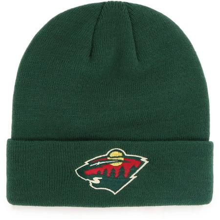 NHL Minnesota Wild Mass Cuff Knit Cap - Fan Favorite