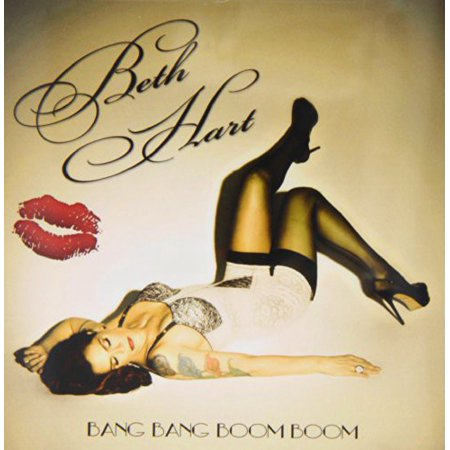 Beth Hart - Bang Bang Boom Boom [CD] (Best Of Beth Hart)