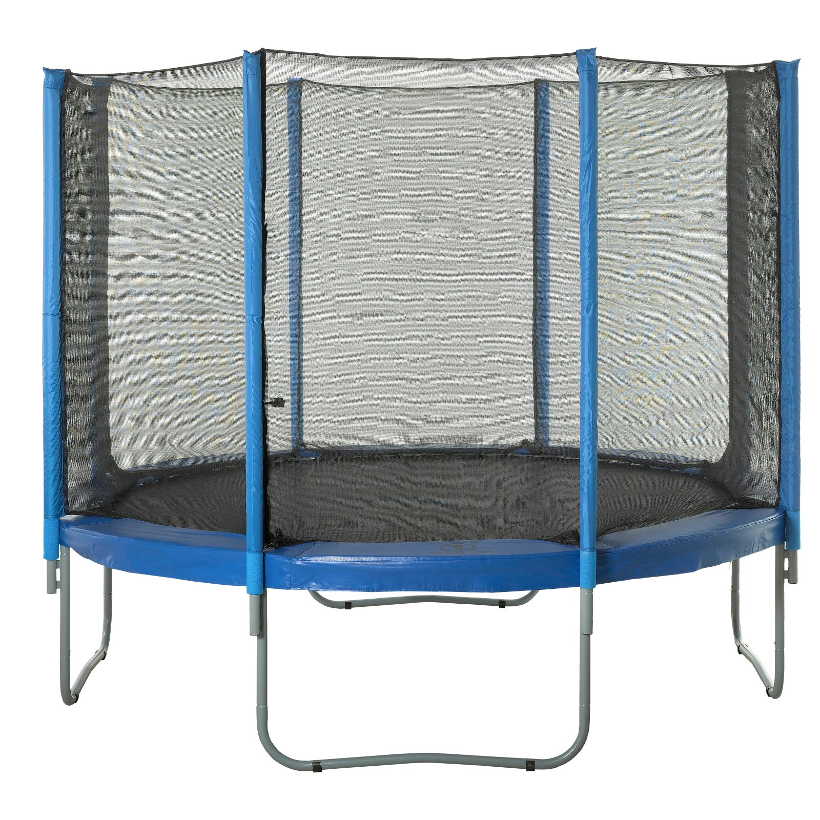 Upper Bounce Trampoline Enclosure Safety Net for Round Frames