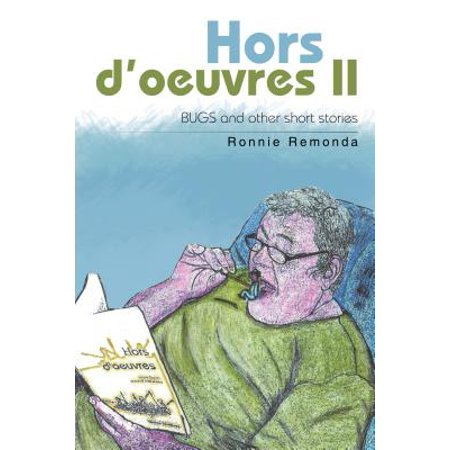 Hors D'Oeuvres Ii - eBook - Easy Hors D'oeuvres For Halloween